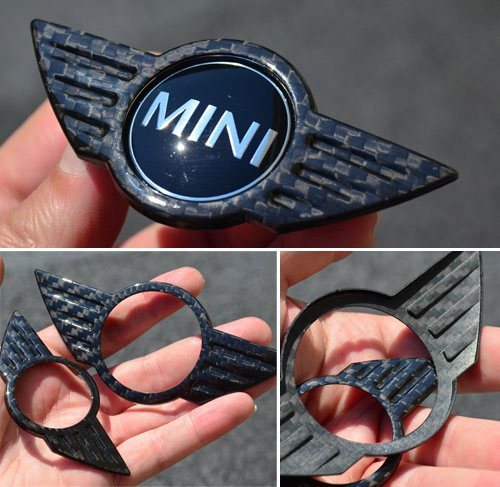 Logo Emblems for MINI Cooper