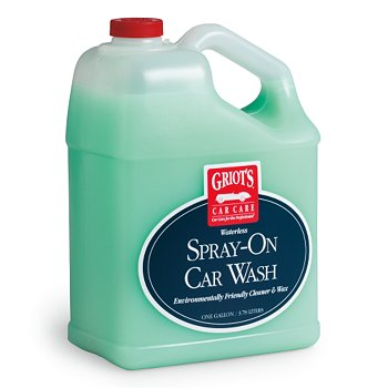 Spray On Car Wash for MINI Cooper