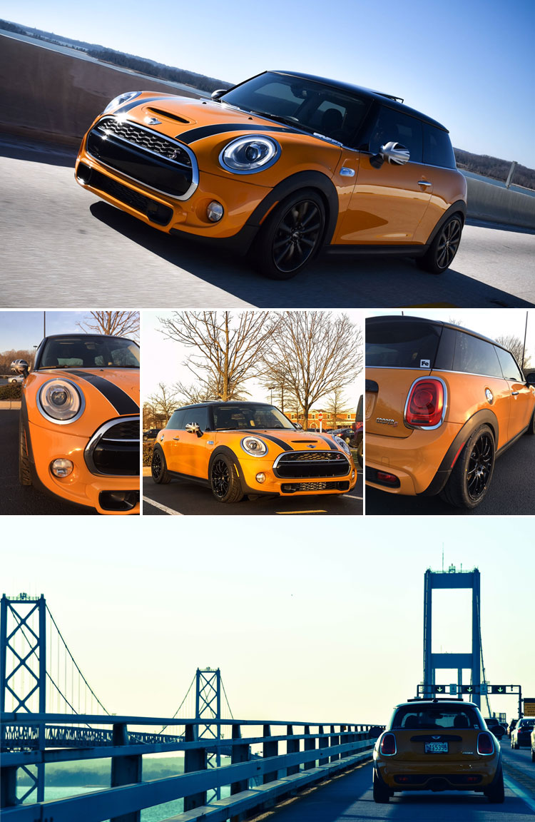 Robert B: Maryland: 2015 F56 MINI Hatchback