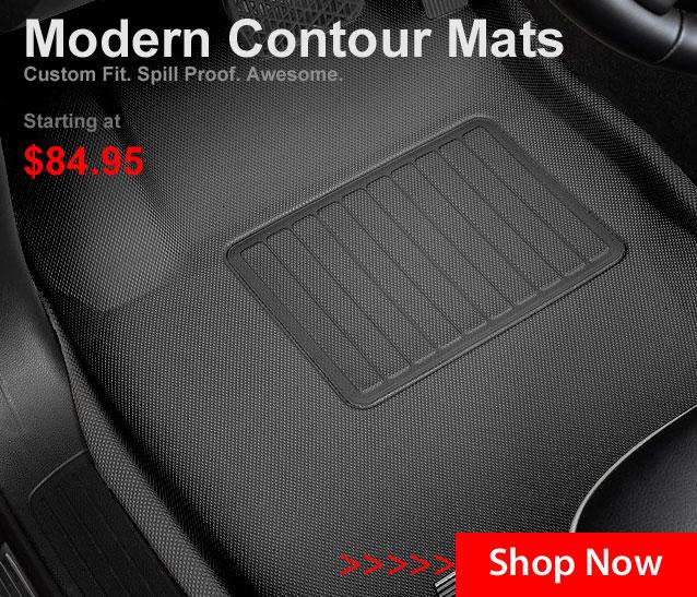 Contour Floor Mats for MINI Cooper