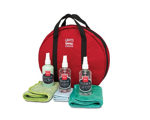 MINI Cooper Detailing Travel Kit