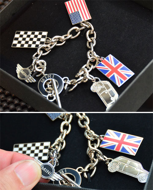 Bracelets for MINI Cooper Lovers