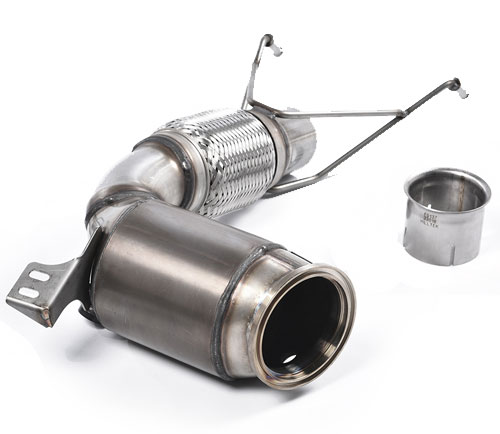 Milltek Downpipe for Gen3 MINI Cooper