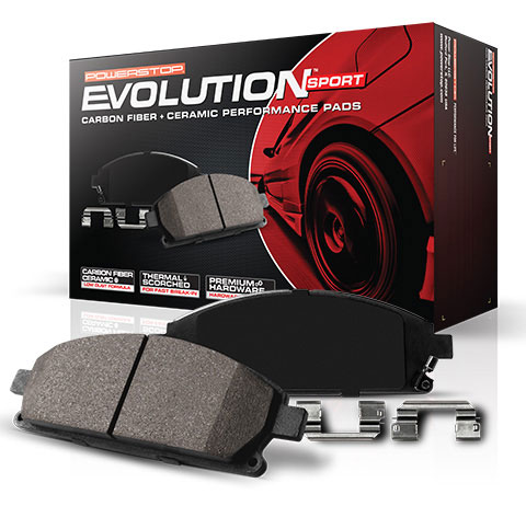 New Brake Pad Selections for MINI Cooper