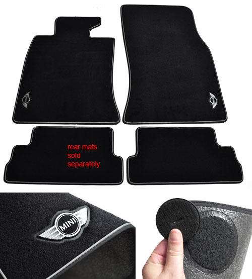 MINI Cooper Carpet Floor Mats