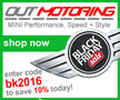 MINI Cooper Black Friday and Cyber Monday Sales and Special Discounts