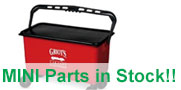 We've got LOTS of parts back in stock!