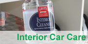 Interior Cleaner for your MINI Cooper