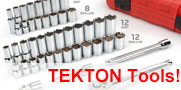 TEKTON Tools Now Available!