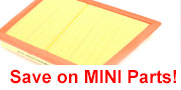 Save money on MINI repair parts today.