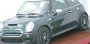 2003 R53 MINI Cooper S Briitsh Racing Green + White Roof