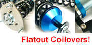 Save over $530 on Flatout Coilovers!