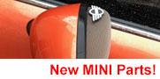 New MINI Parts + Accessories!