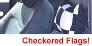Shop Checkered Flag upgrades for your MINI today.