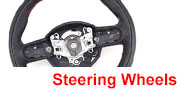 Shop our new Custom Leather Steering wheels and MORE!