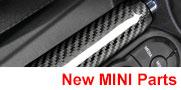 All New MINI Parts + Accessories!