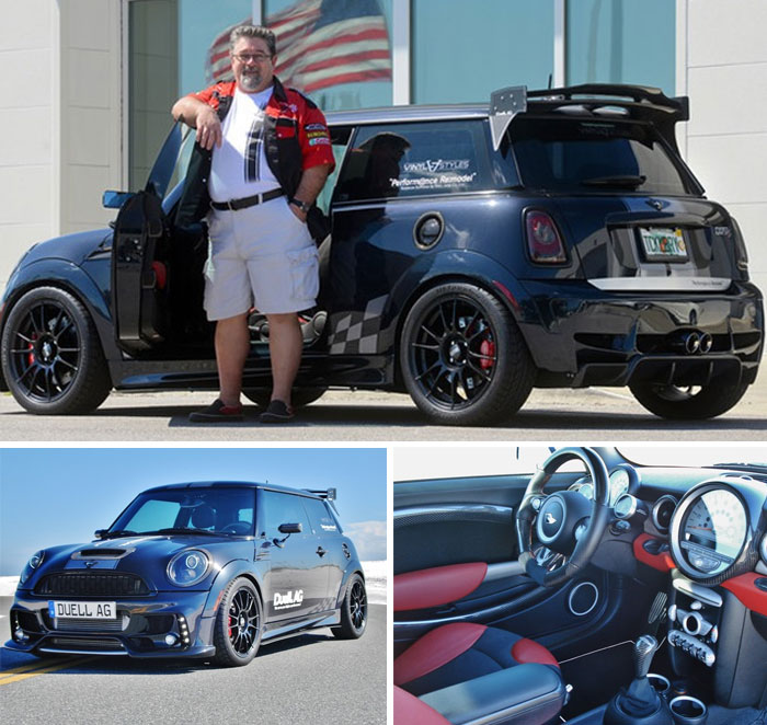 James R: 2009 MINI R56: Florida