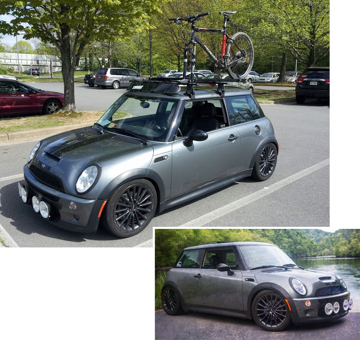 Chris M: 2004 MINI R53: Fairfax Virginia