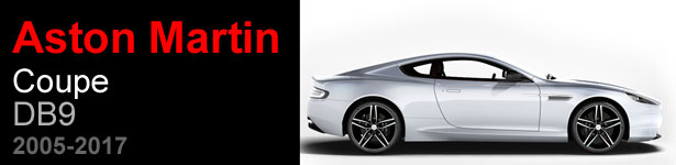 Aston Martin DB9 Coupe: 05-16