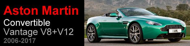 Vantage Roadster V8+V12: 06-17
