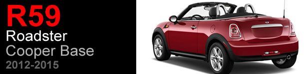 R59: 12-15 Roadster