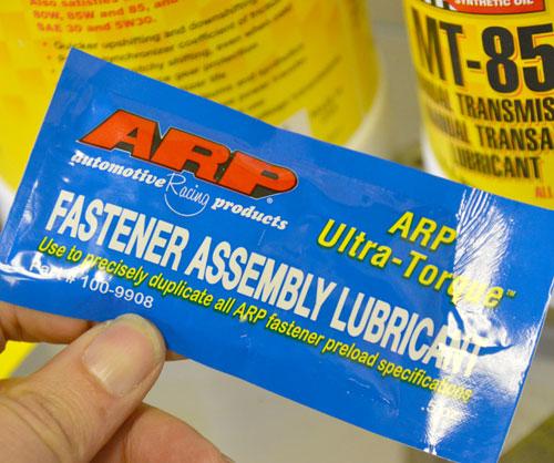 ARP Fastener Lube