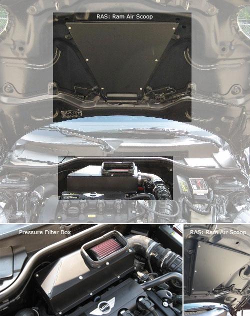 Mini Cooper S Ddm Works Intake Race System Gen2 Turbo