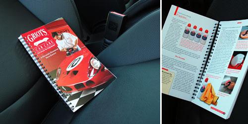 Griots Garage Detailers Handbook