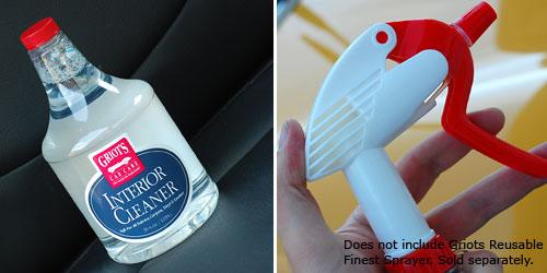 Griots Interior Cleaner w/ Sprayer: 35 oz