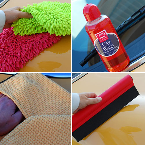 Step 1 Kit: Wash