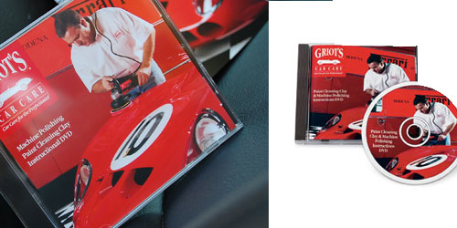 Griots Garage Machine Polishing DVD