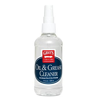 Griots Oil + Grease Cleaner 8 oz