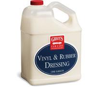 Griots Vinyl + Rubber Dressing 1 gallon