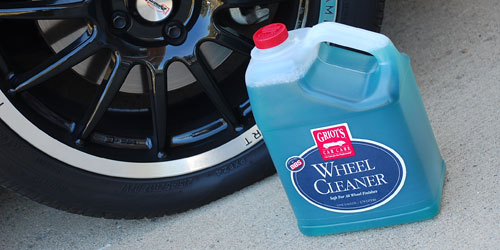 Griots Wheel Cleaner 1 gallon