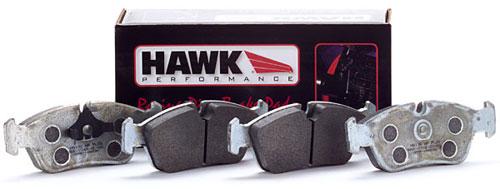 Hawk HP Plus Brake Pads: Front Set