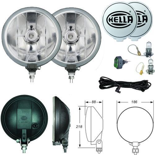 Hella FF700 Driving Light Kit