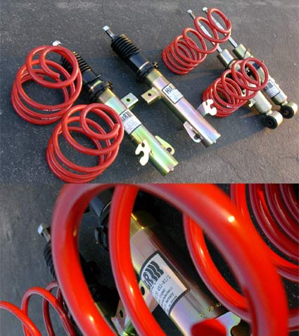 H&R Coilover Suspension: R55/6/7/8/9