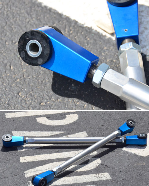 Ireland Engineering Rear Adjustable Control Arms