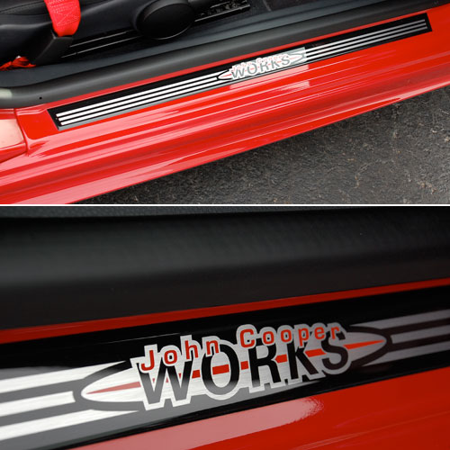 MINI Cooper John Cooper Works JCW Door Sills