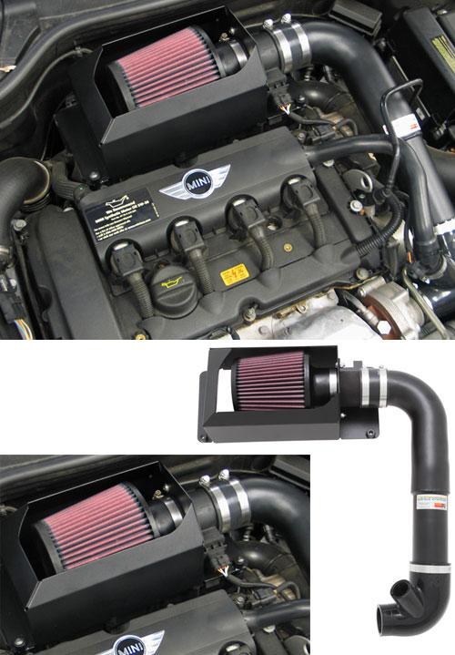 KN Intake: N14 Engine