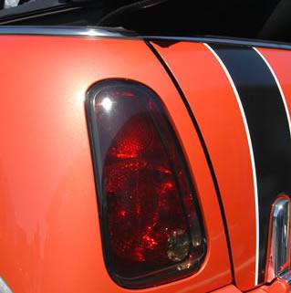 Brake Light Film: Tint R61