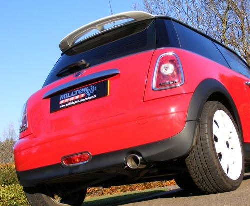 Milltek Exhaust: R56/R58
