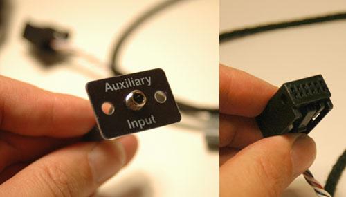 Auxiliary Audio Input