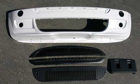 ... Kit Front and Side Plastic - what's in a name? - MINI Cooper Forum