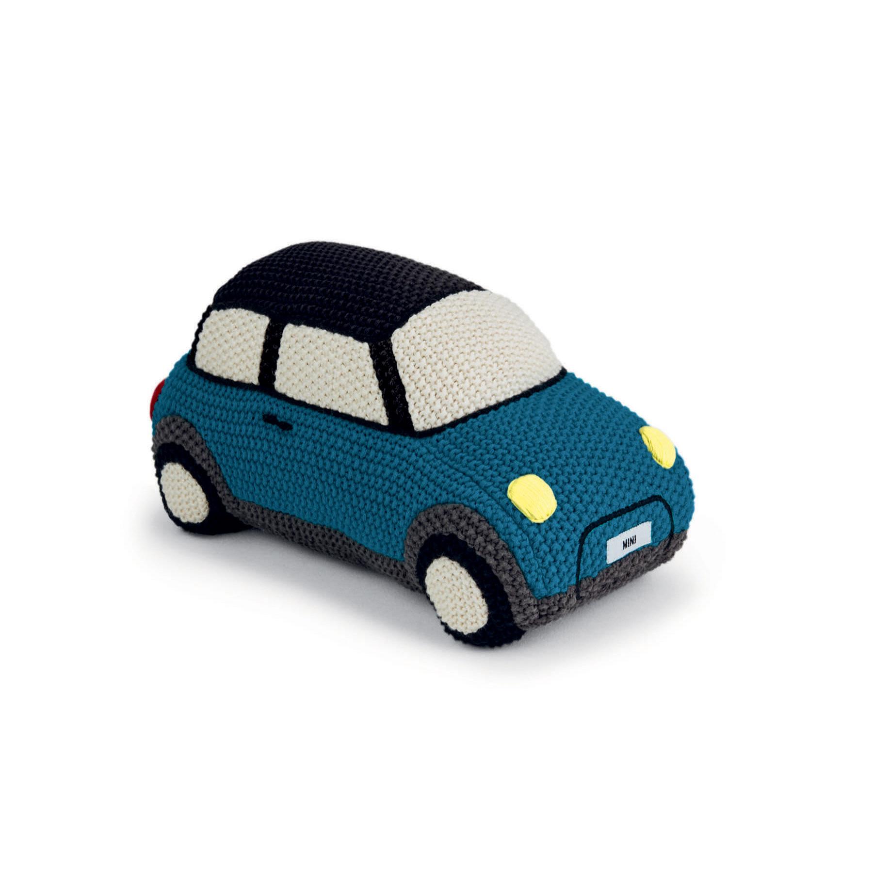 80452460913 RRP £30 MINI BMW Knitted Car