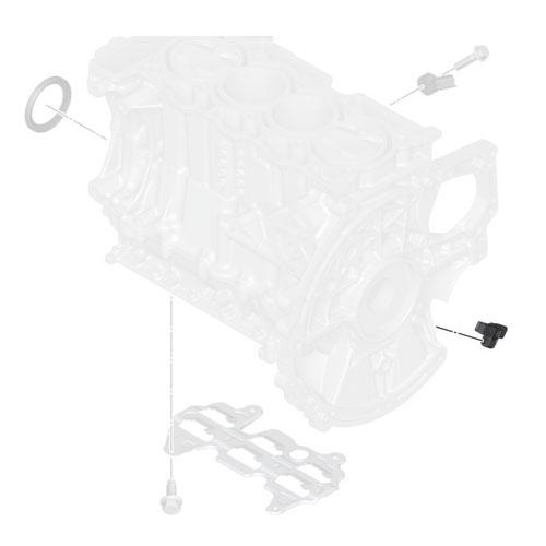 New Crankshaft Sensor fits for Mini Cooper Cooper Countryman 13627561753