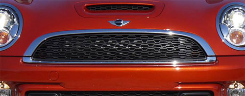 Front Grill: R55/6/7/8/9