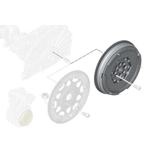 21208600211 MINI Cooper Replacement Twin Mass Flywheel