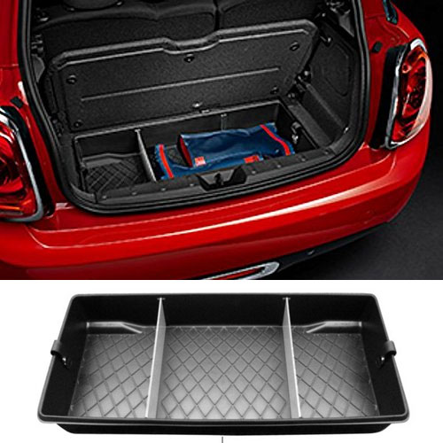 mini boot trunk storage compartment 51472353821 mini. Black Bedroom Furniture Sets. Home Design Ideas