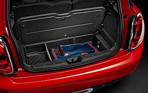 Load Floor + Storage Compartment Kit: F56
